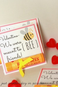 Meant to BEE Friends Valentine 3