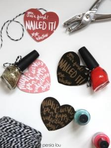 printable nail valentines www.persialou.com 2